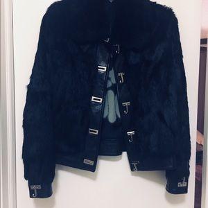 Juicy Couture Rabbit Fur jacket